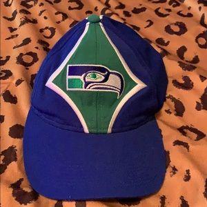 Vintage Starter Seahawks Hat